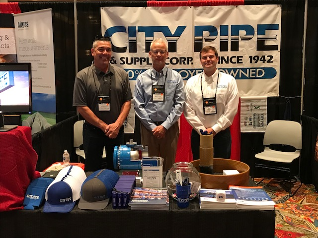 City Pipe & Supply Corp. Participates Kinder Morgan Supplier Showcase