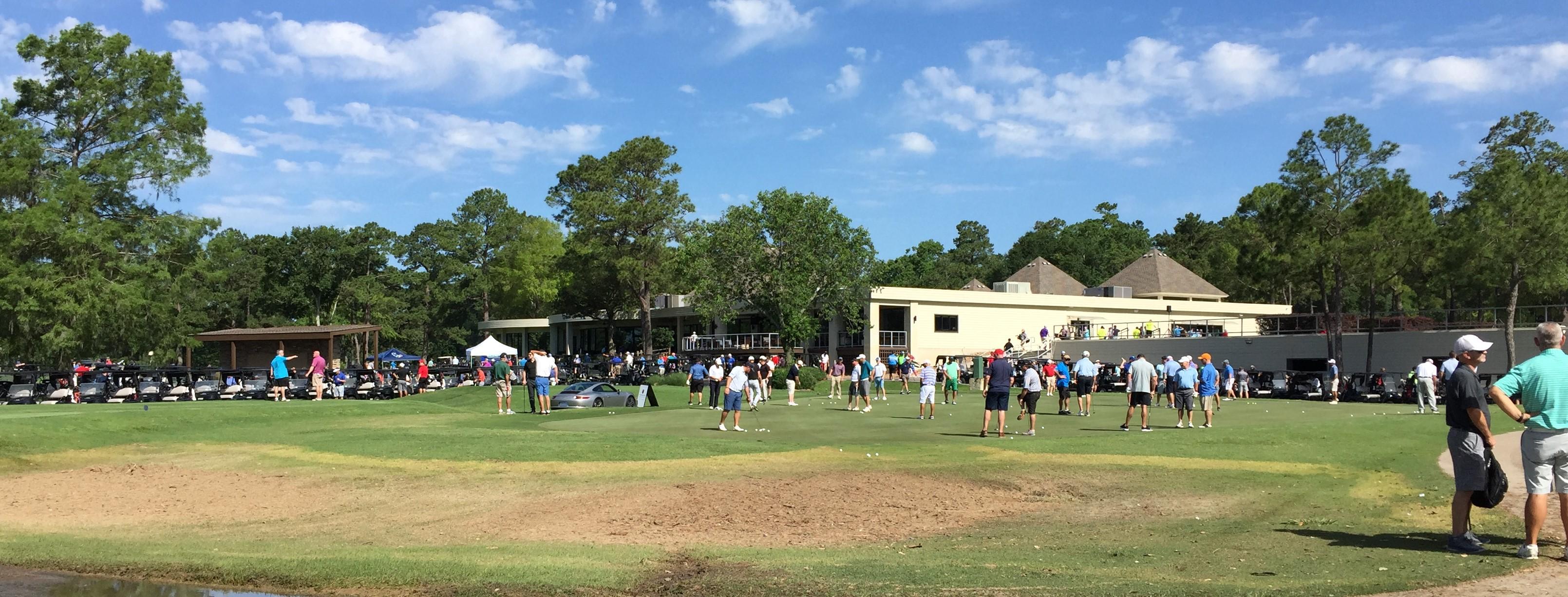 Golf Tourney Photo