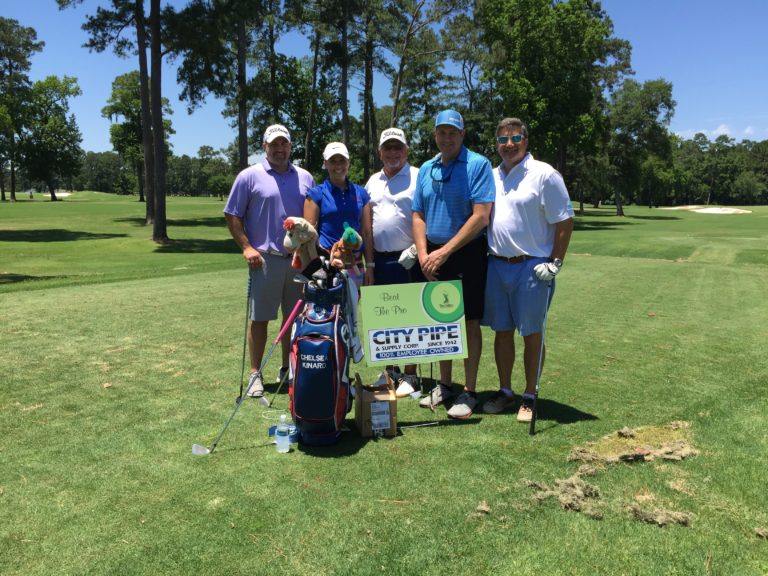 City Pipe Sponsors PVF Roundtable Golf Tournament